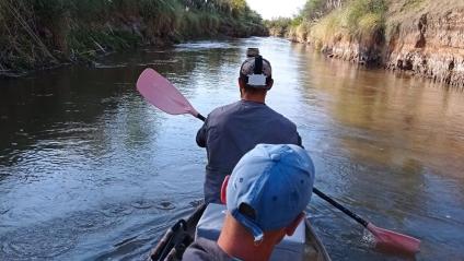 Navegando por el Río Quinto