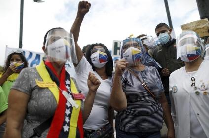 ONG de Venezuela protestan contra asesinatos de personas de la comunidad LGBTI