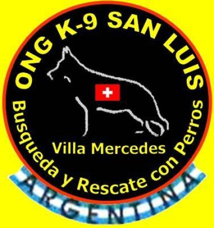 Grupo de Búsqueda y Rescate con Canes ONG K-9 San Luis