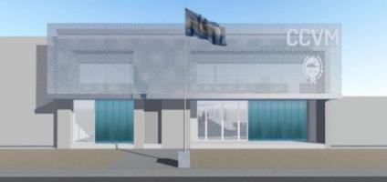 La ex Jefatura de Villa Mercedes será remodelada para su refuncionalización