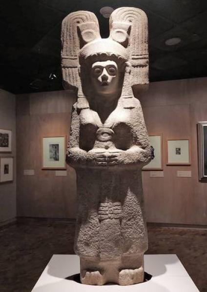 México: La estatua de Colón será reemplazada por la de una mujer indígena