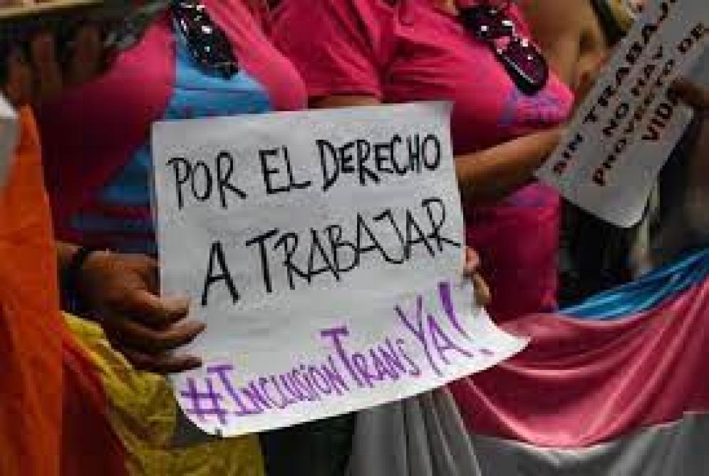 El cupo laboral travesti trans y transgénero es ley en Argentina