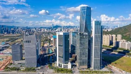 El sistema chino que refresca todo un barrio y evita encender miles de aires acondicionados
