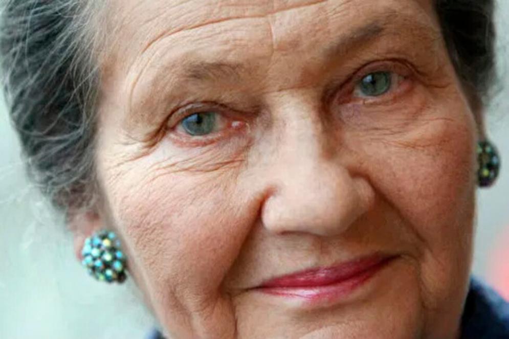 Quién fue Simone Veil, la mujer cuya biografía le regaló Macron a Alberto Fernández