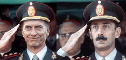 Macri es la dictadura?