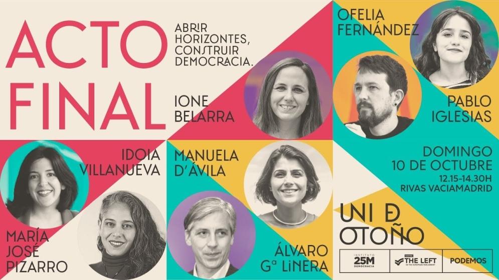 Derechos y desigualdades, Ofelia Fernandez en España
