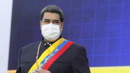 Nicolás Maduro usa el famoso 'todes' en su discurso