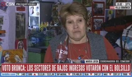 Le pidió ayuda a Mauricio Macri, ahora le agradece a Alberto Fernández