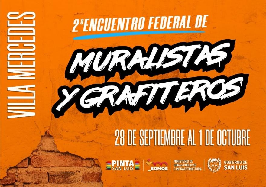 Encuentro de Muralistas y Grafiteros