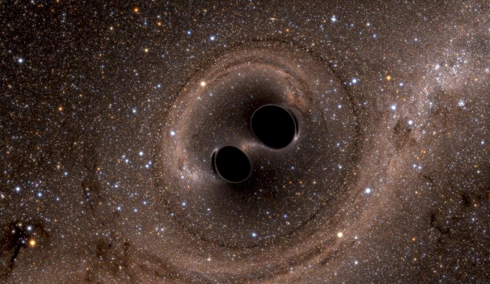 Confirman el teorema del área de Stephen Hawking