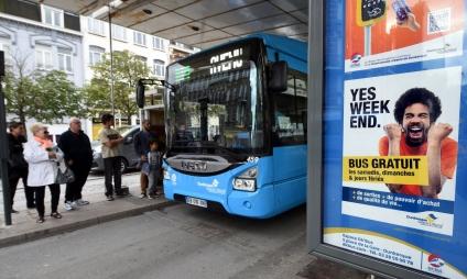 Con colectivos gratis, dejo el auto en casa | Experiencias de transporte gratuito