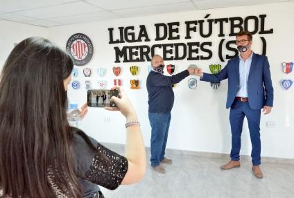 Liga Mercedina de Fútbol. 100 años y sede propia