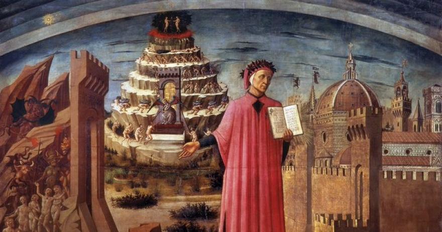 Una recorrida por el Infierno (de Dante)