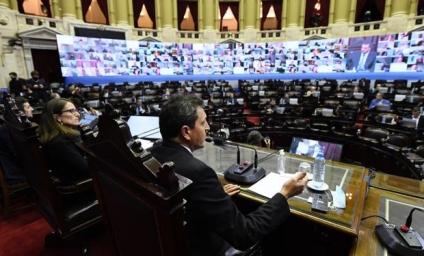 Se vota la nueva ley y el oficialismo busca su aprobación