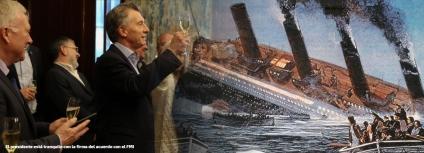 La factura del traje del violinista de la orquesta del Titanic