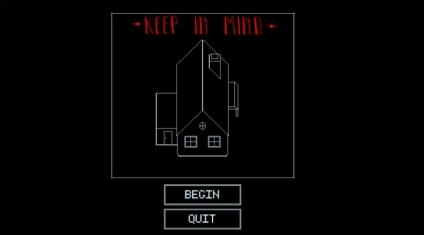 Keep in Mind depresión y el alcoholismo en un juego.