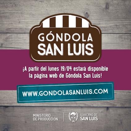 El portal web Góndola San Luis ya cuenta con más de 220 pequeños y medianos productores