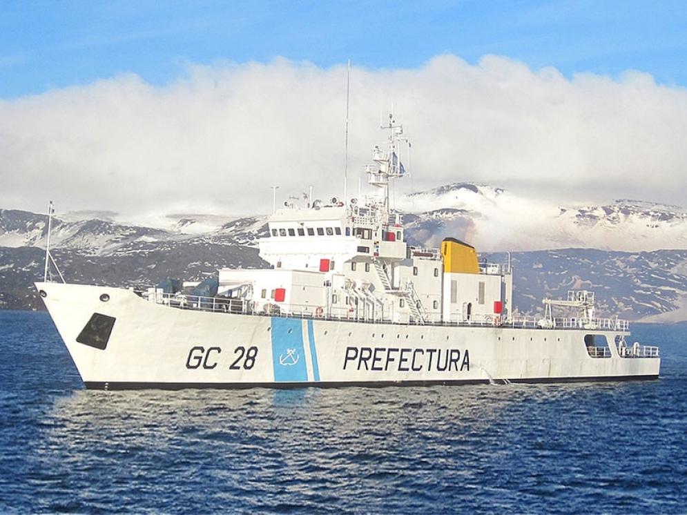 La Prefectura Naval Argentina celebra 211 años de vida institucional