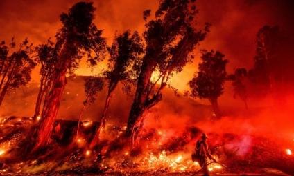 Desastres naturales por crisis climática aumentaron drásticamente desde 2019
