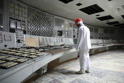 Chernóbil se vuelven a reactivar