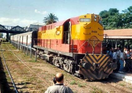 a 26 años del paso del último tren