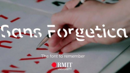 Un tipo de letra que favorece memoria