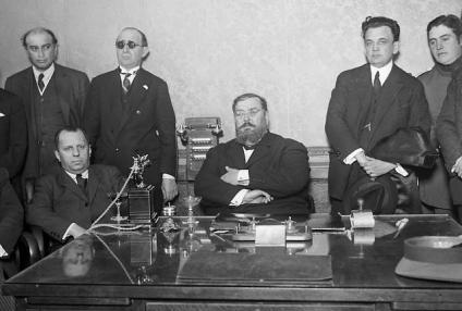 La radiofonía llegó a San Luis con un gobernador Mercedino