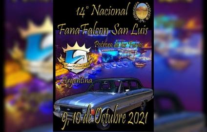 Preparan el 14° Encuentro de Ford Falcon