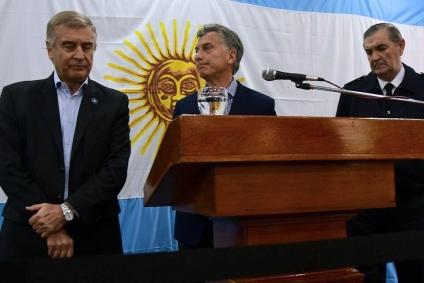 Macri presentó abogados en la causa por espionaje a los familiares de las víctimas del ARA San Juan.