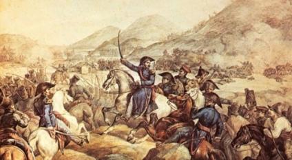 Los Puntanos de Tucumán  1812