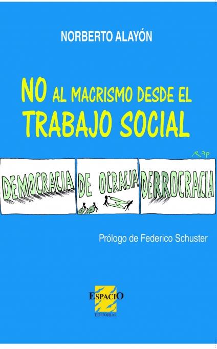 NO al macrismo desde el Trabajo Social (Introducción)