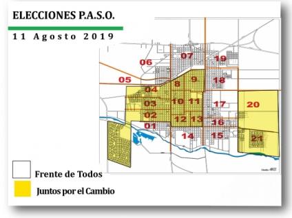 PASO 2019 - Análisis de las elecciones