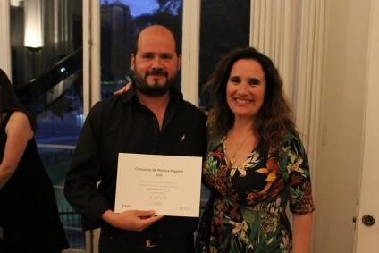 Carlos García: Guitarrista Premiado